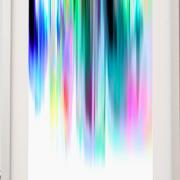 1.4 Blur multi coloured Digital Print