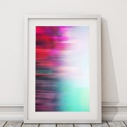 raspberry-blur Digital art print