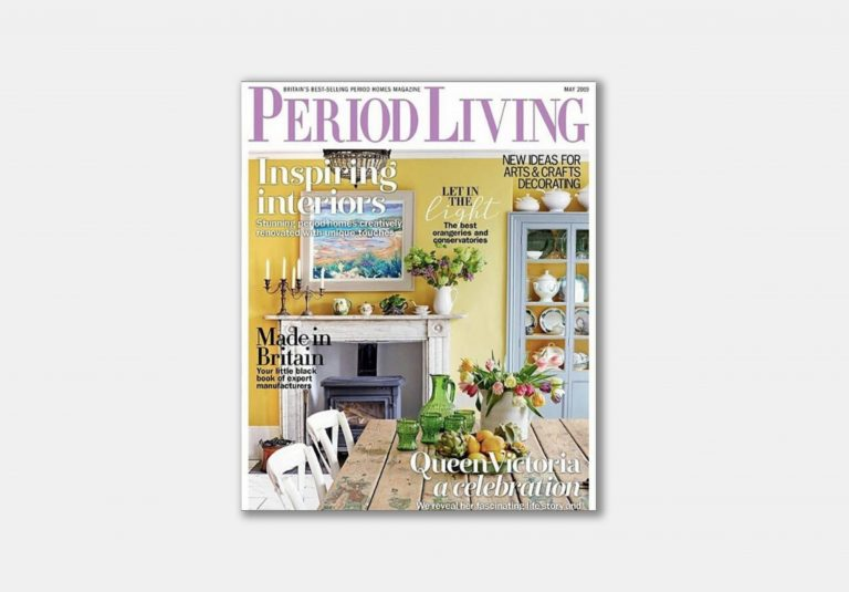 Period Living Magazine - Interior Design Services