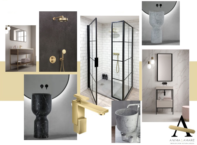 Bathroom Range